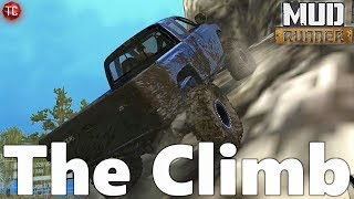SpinTires MudRunner: NEW MAP! The Climb