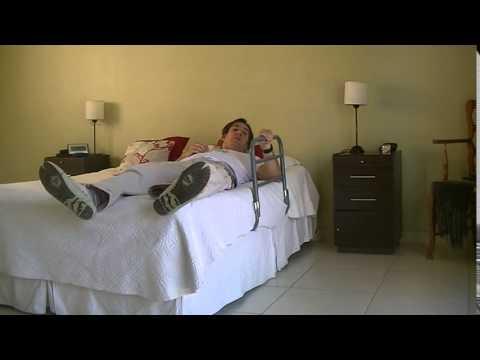 modo de uso de baranda para cama adultos chica baransik