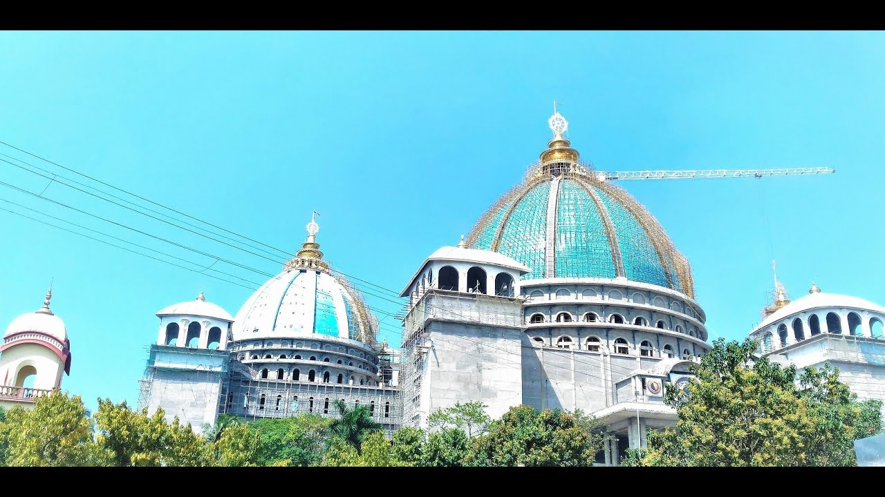 Tour of ISKCON Temple Mayapur | Headquarter of ISKCON