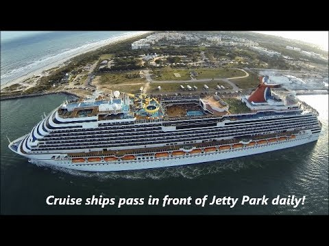 Jetty Park - Port Canaveral, FL
