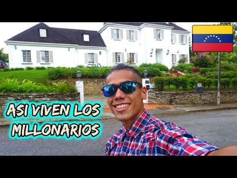 LA ZONA DE MILLONARIOS EN CARACAS VENEZUELA | DarekVlogs