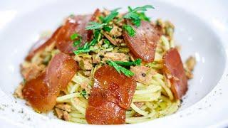 "LEBANESE Spaghetti and Risotto! Cooking ""Arnabiyyeh Aldente and Batrakh"""