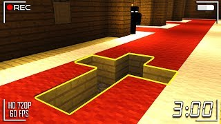 Do NOT Enter The Woodland Mansion at 3:00 AM in Minecraft Pocket Edition (SECRET RECORDING)