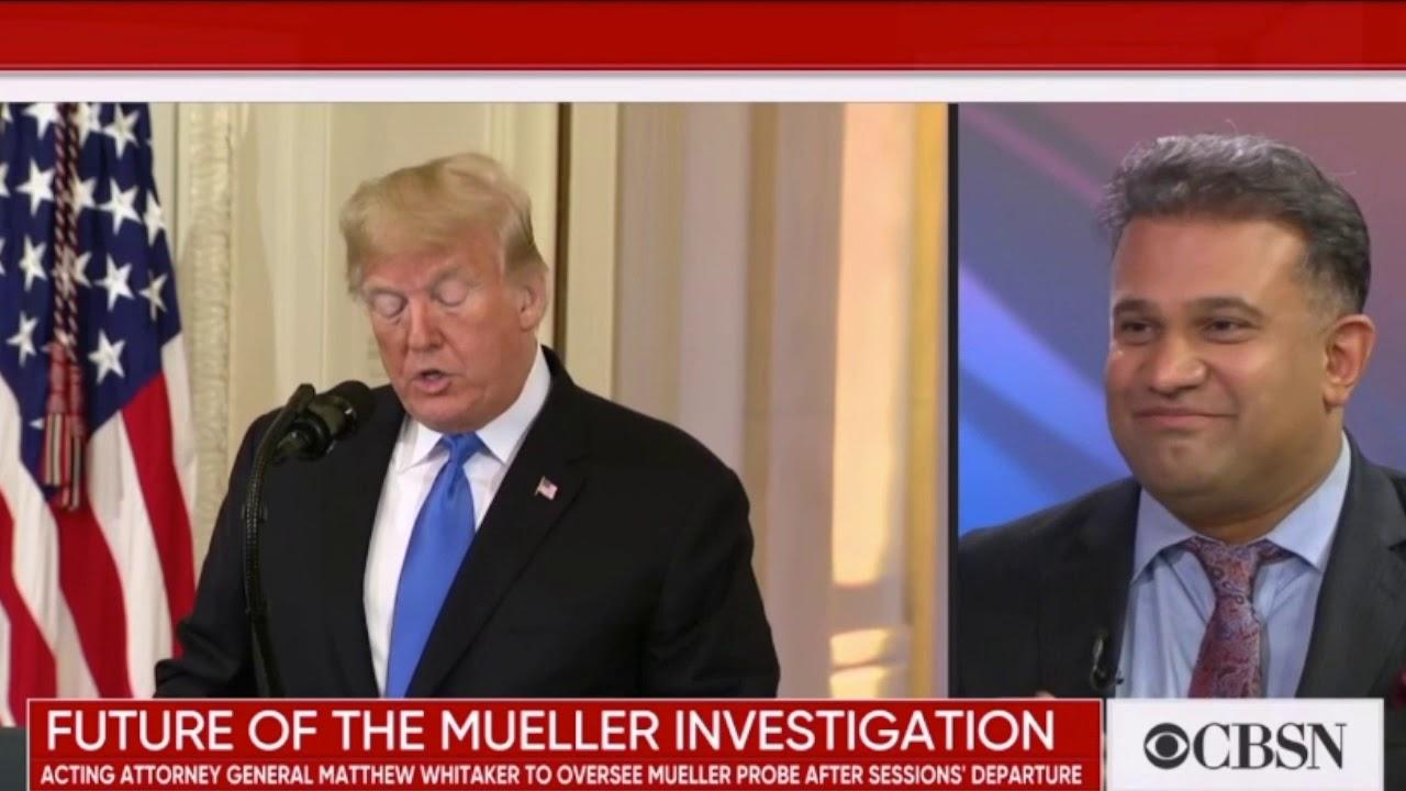 CBSN: Trump Fires Jeff Sessions