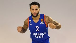 Dunk of the Night: Tyler Honeycutt, Anadolu Efes Istanbul