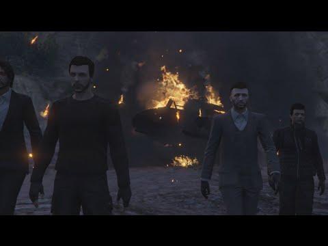 GTA 5 Heists NEAR MISS! Humane Raid Finale! Best Moments