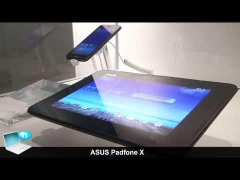 ASUS Padfone X - ASUS Padfone S