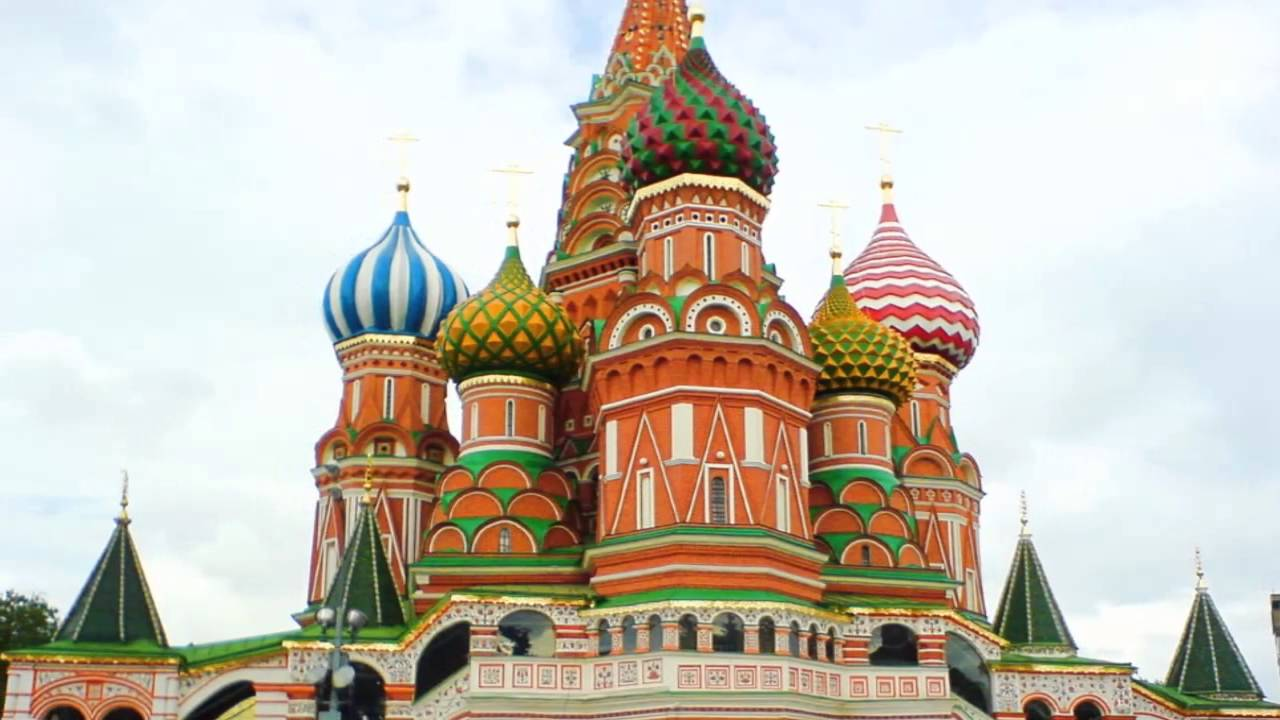 beautiful photo of St Basil\u0027s Cathedral in Moscow Russia - YouTube