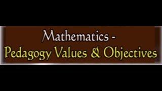 GURUKULAM (Mains) || Mathematics - Pedagogy Values & Objectives || LIVE INTERACTION With Suresh