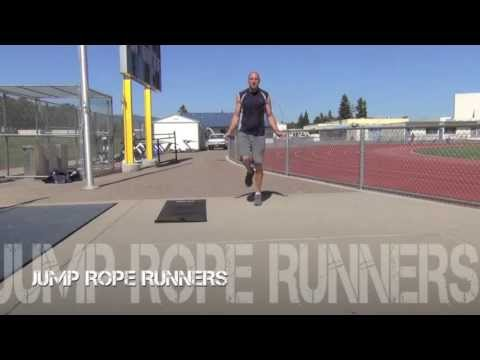 SickFit: Fit In 15 Jump Rope Circuit #1- 15 Minute Real Time Bootcamp Workout
