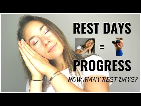 You NEED Rest Days | How Many Rest Days Per Week