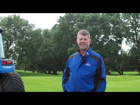 Major Contoura Mower at Roganstown Golf Course