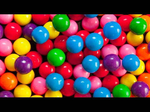 The Ball Pit Show for learning colors -- children's educational video