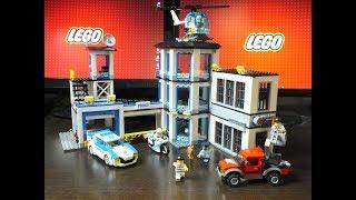 LEGO® City 60141 Polizeiwache Speed Building