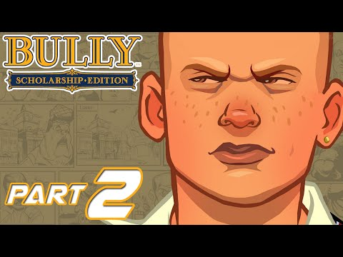 Bully Part 2 Scholarship Edition [HD] Walkthrough Playthrough Gameplay Xbox360/PS3/Wii