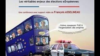François Asselineau à Londres - Où va L
