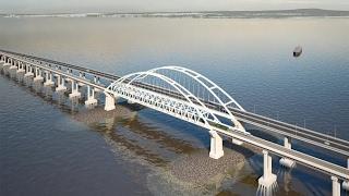 Стройка века.  Крымский мост