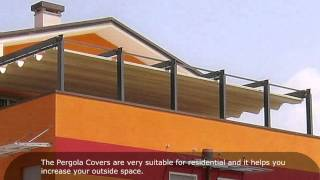 Pergola Roof - Pergola Covers