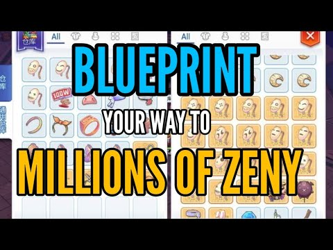 earn-millions-of-zeny-by-selling-these-blueprints!