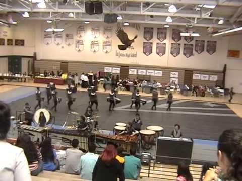 Cathedral City High School Winter Drumline 2015