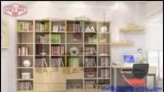 Kệ Sách Formica Compact HPL Thumbnail