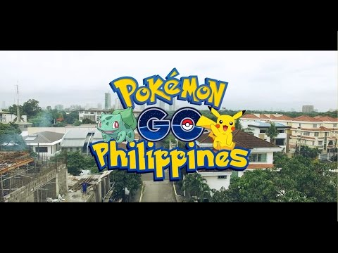 "Pokemon Go in the Philippines (""Pokemon Theme"" - Mikey Bustos Cover)"
