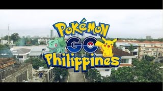 Repeat youtube video Pokemon Go in the Philippines (