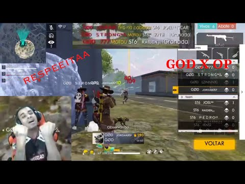 GOD ELITE X SEAL(X-SQUAD)-FREE FIRE