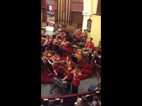 Concert At St. Paul's United Church In Perth Ontario