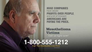 Powerful Mesothelioma Law Firm Commercial & Legal Advertising