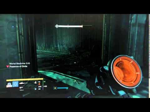 Destiny - 1 Sword Crota Solo with Bolt Caster