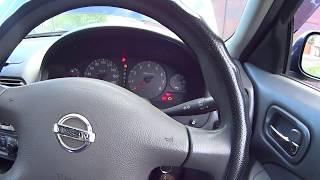 Самодиагностика Nissan Sanny в гараже. Код P 1320. С электронной дроссельной заслонкой!
