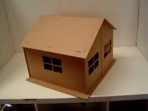 Miniatura de Casa e Móveis - Escala 1:10 - Produto.MPG ... - photo#24