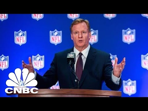 NFL Owners Weigh In On Anthem Decision   CNBC
