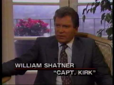 Wm Shatner, Leonard Nimoy, Kelley, Luckinbill STAR TREK V  GOOD ROCKIN' TONITE mp4