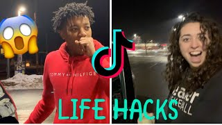 WE TESTED VIRAL TIKTOK LIFE HACKS..(THEY WORKED!!)