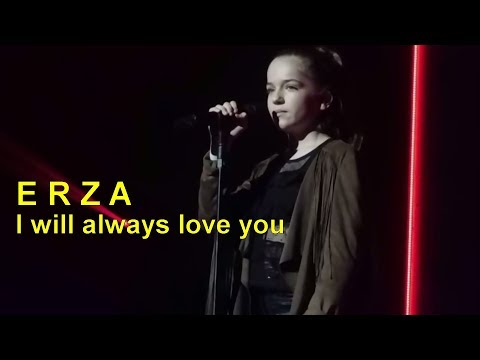 Erza - I will always love you (Live Mars 2018)