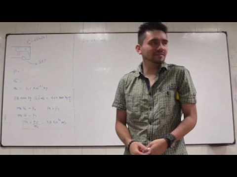 Clase 31 Deducción segunda ley de Newton (¿F=ma ?) 1/5