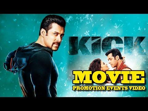 """Kick"" (2014) Promotion Events Full Video   Salman Khan   Jacqueline Fernandez"
