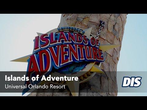 Islands of Adventure Overview | Universal Orlando