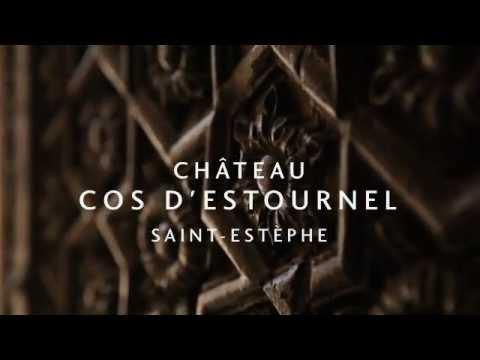 James Cluer in Bordeaux, France - Château Cos D'Estournel