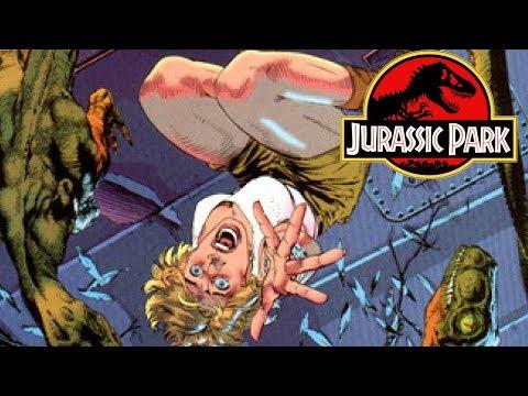 How To Train A Raptor - Raptors Attack! - Part 3 - Jurassic Park Comics