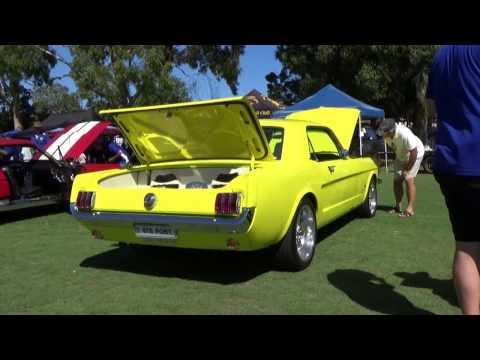 Mustang Owners Club Western Australia 2017