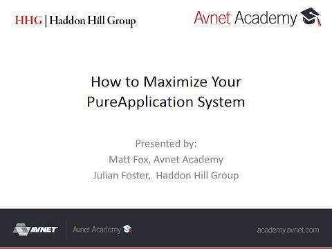 IBM PureApp Training