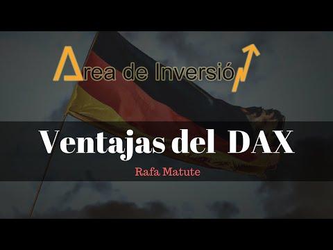 ¿ Porqué hago trading en el Dax? por Rafa Matute