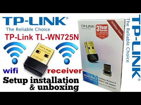 802.11n nic driver tp link tl-wn725n