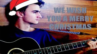 We wish you a merry Christmas Alex Vanellis original