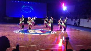 T'nalak Festival Hip Hop and Team Ballroom Competition 2016