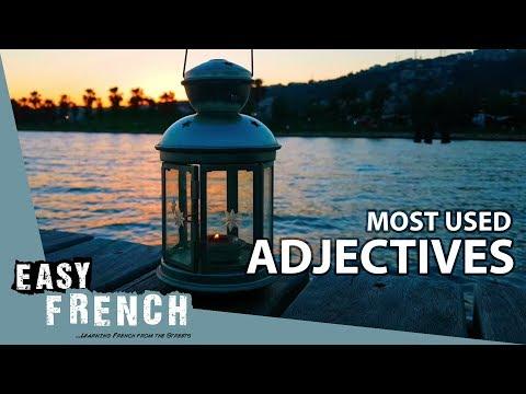Tiếng Pháp bài 27