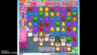 Candy Crush Level 1249 help w/audio tips, hints, tricks